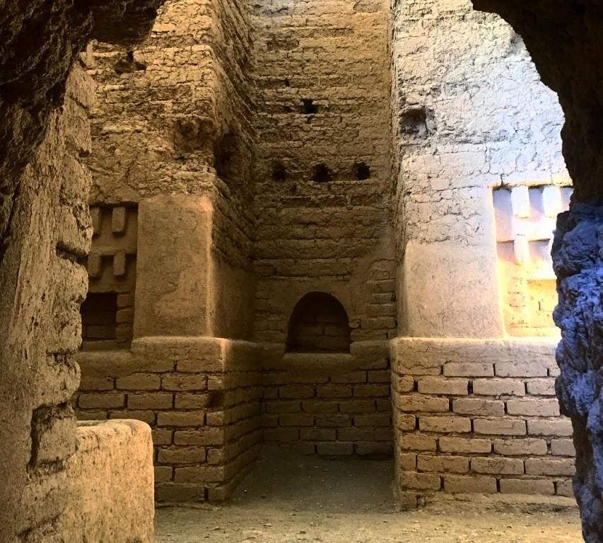 ارگ نوشیجان، یکی از قدیمی ترین بناهای جهان در ملایر
