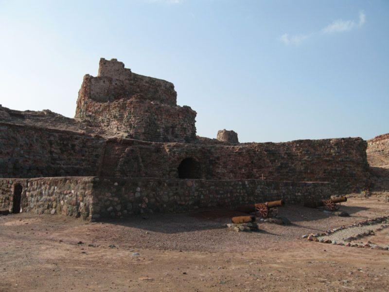 Hormuz Portuguese Castle