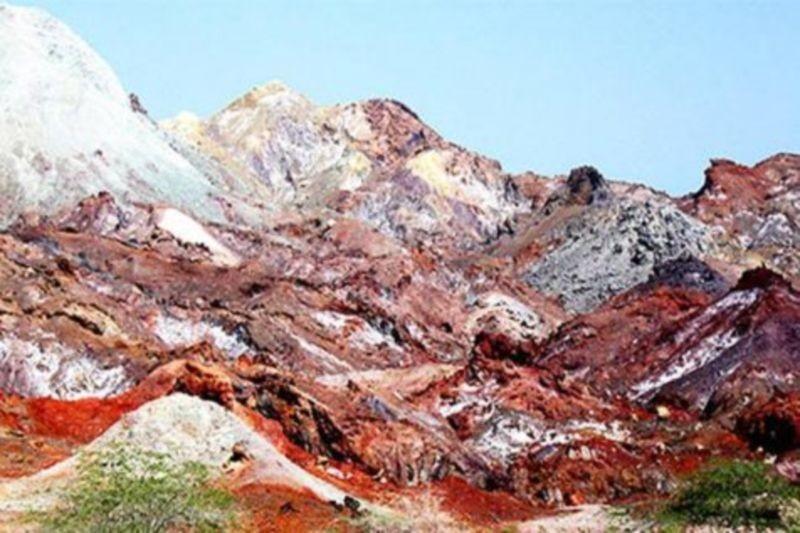 Rainbow Valley Hormuz