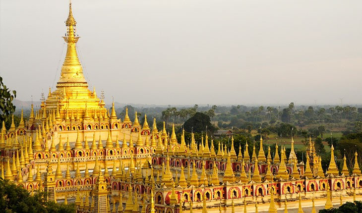 میانمار، سرزمینی که با طلای مقدس پوشانده شده است