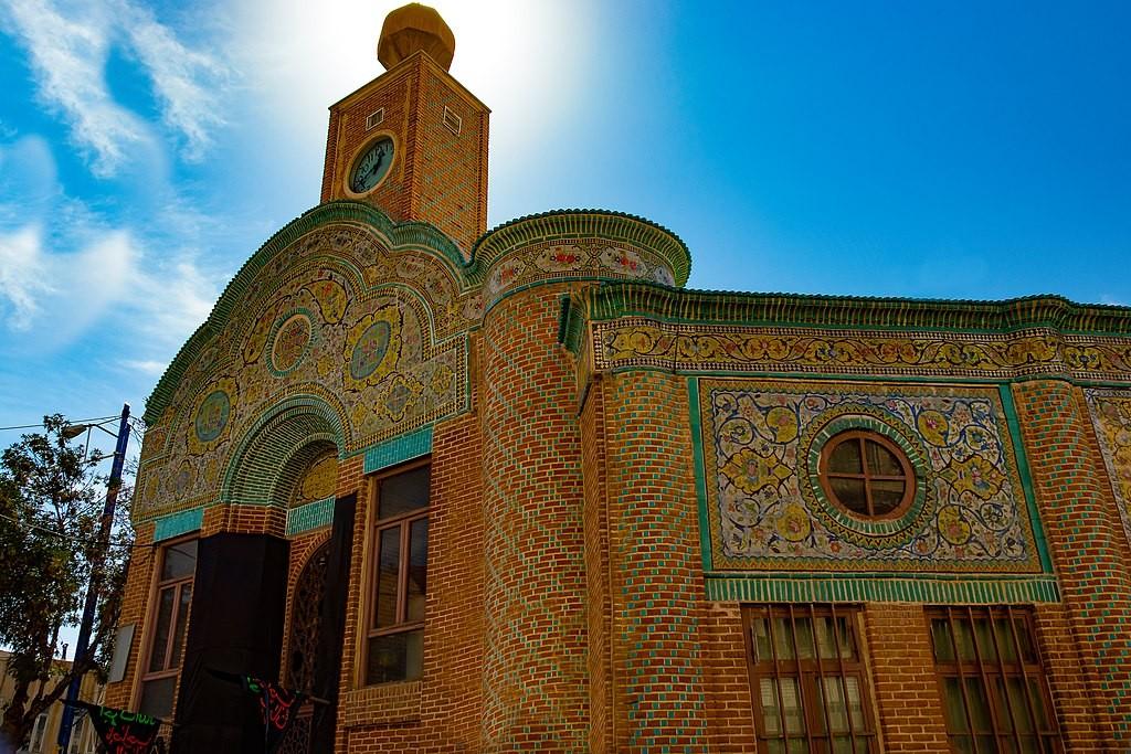 مسجد سردار، یادگار بی نظیر دوران قاجار در ارومیه