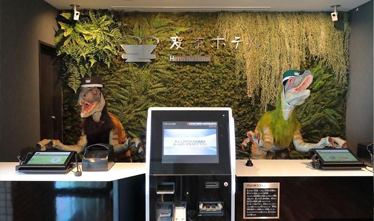 ربات های کارمند از هتلی در ژاپن اخراج شدند