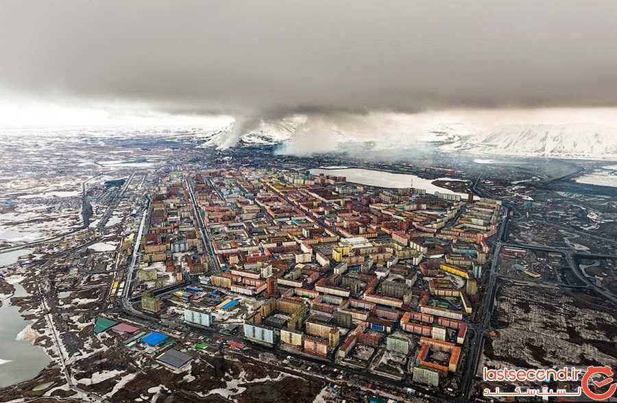 افسرده ترین شهر دنیا