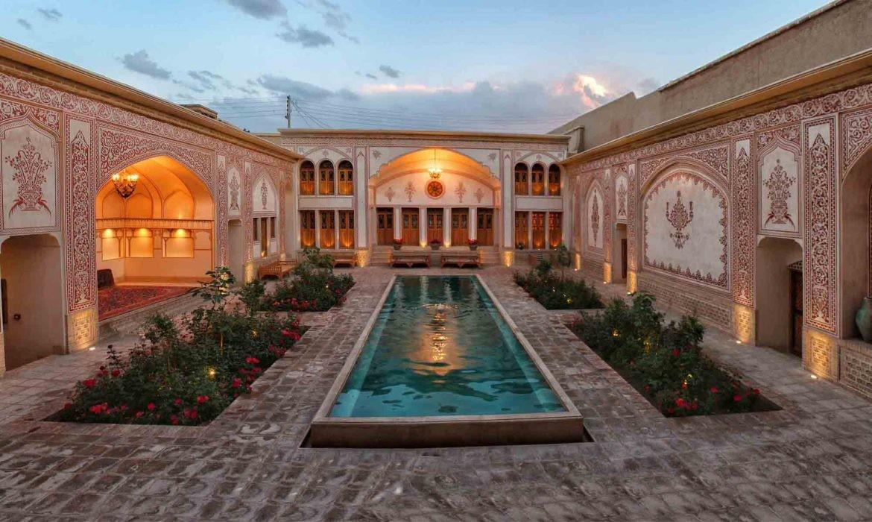 خانه عباسیان، شاهکار معماری ایران در کاشان