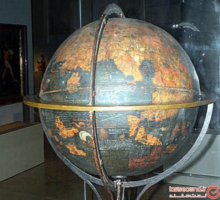 قدیمیترین ماکت کرهی زمین کشف شد