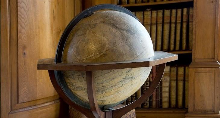 اولین ماکت کره زمین کشف شد!
