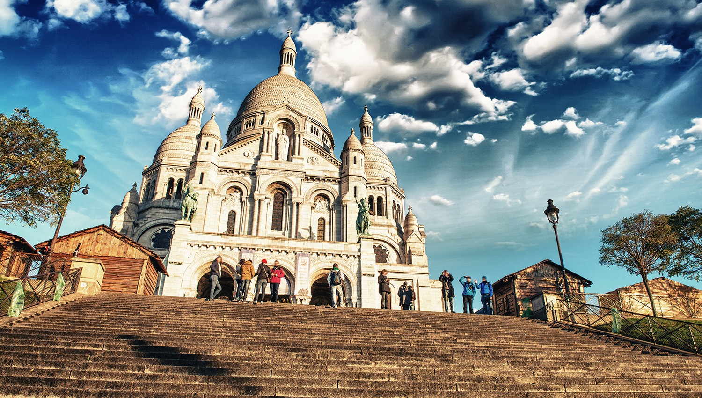 کلیسای سکره کر، قلبی مقدس در دل پاریس