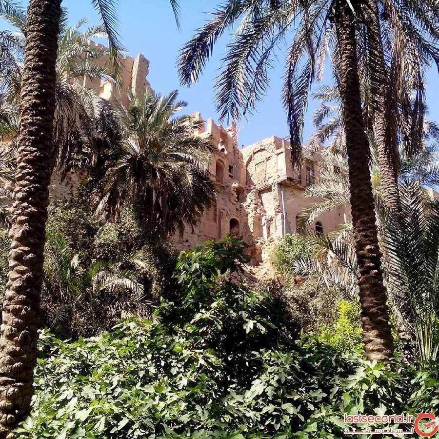 باغ های خان شوشتر