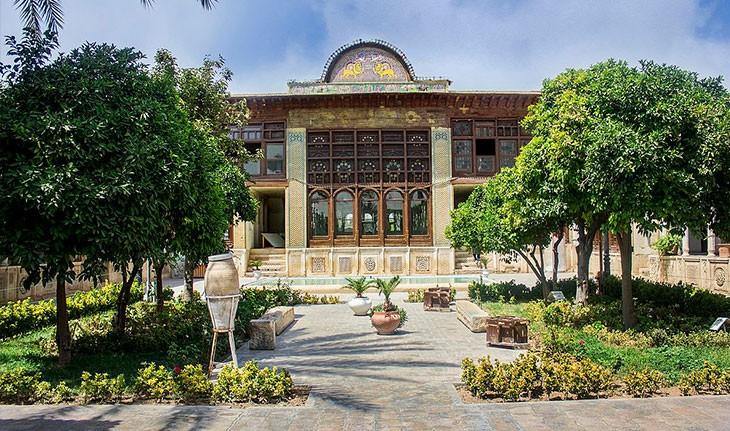 خانه زینتالملوک، موزه مادام توسوی شیراز