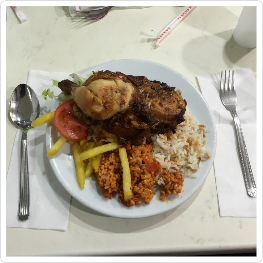 رستوران تاتسون آکسارای