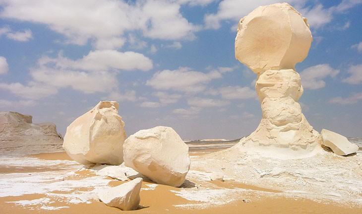 صحرایال بیدا، طبیعتی عجیب که میلیون ها سال قدمت دارد