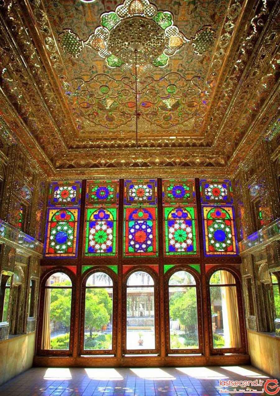 خانه زینتالملوک شیراز