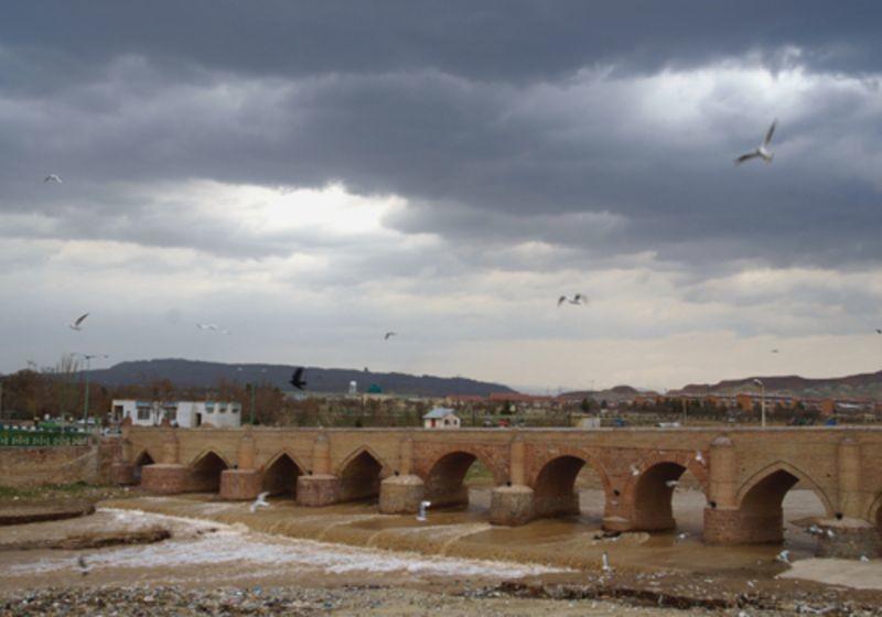 Aji Chay Bridge