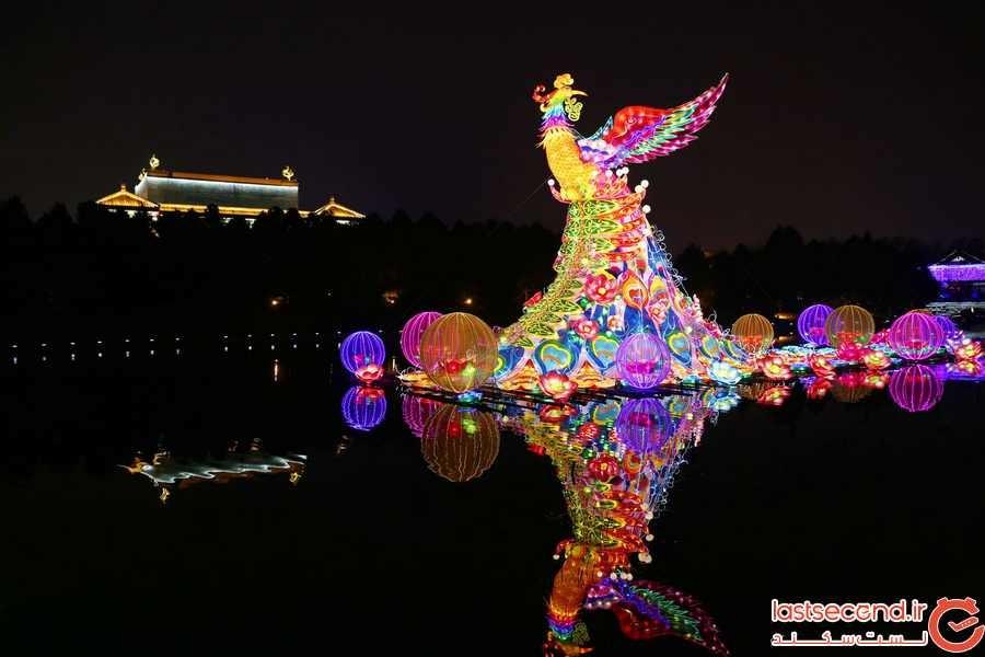 تصاویری از جشن سال نوی چینی 2019
