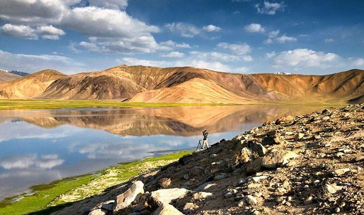 دریاچه کاراکول تاجیکستان، زمرد درخشان خاورمیانه