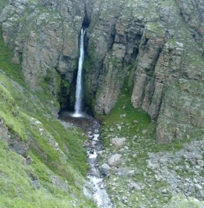 آبشار کرکری