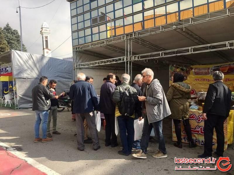 دوازدهمین نمایشگاه بینالمللی گردشگری در تهران آغاز شد