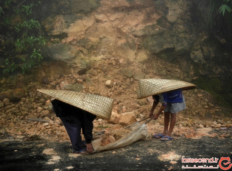 مگالایا، بارانی ترین نقطه ی روی زمین در هند