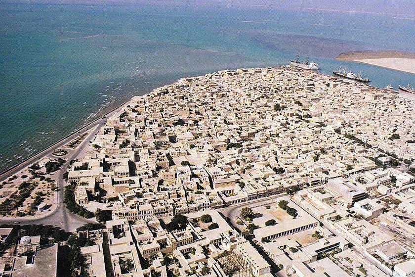 شغاب، گورستان دلاوران دربوشهر