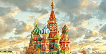 تور مسکو + سن پترزبورگ 10 خرداد 98 (شب های سفید)