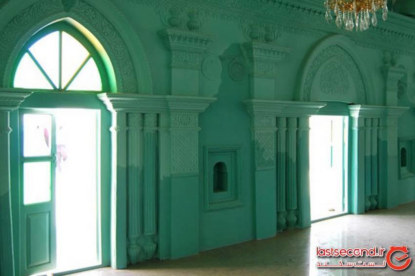 مسجد رنگونی آبادان