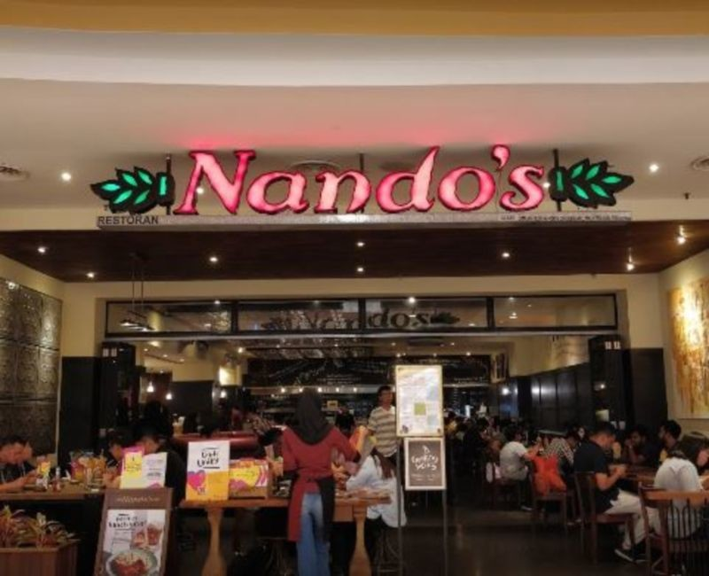 رستوران ناندوس سانوی پایرامید