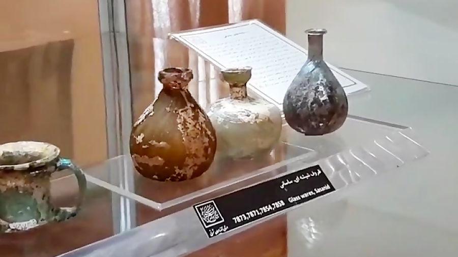 نگاهی بر آثار پیش از اسلام تا دوران اسلامی در موزه آذربایجان