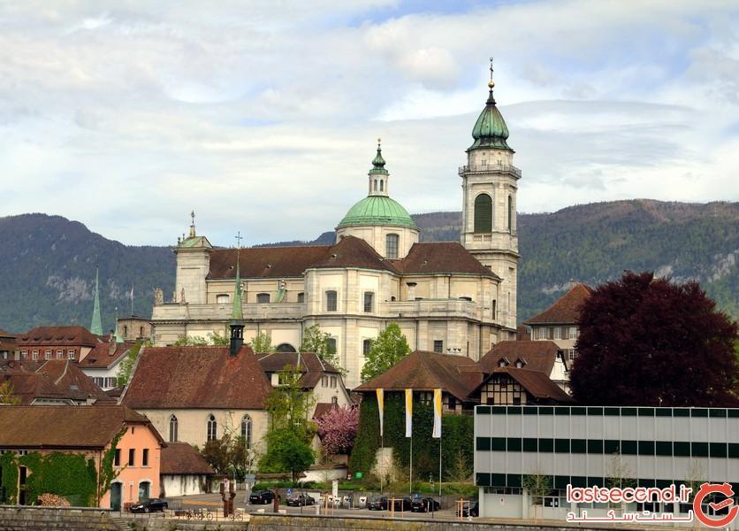 پرده برداری از راز عدد 11 در کشور سوئیس