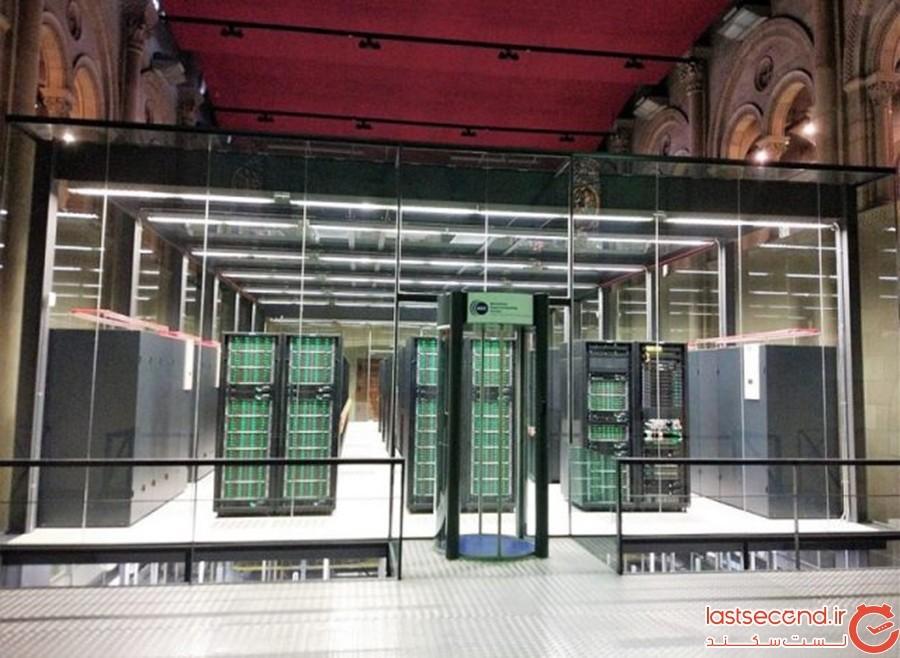 مرکز اَبَر-محاسبات بارسلون، بارسلون، اسپانیا