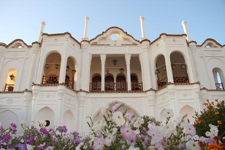 فتح آباد، باغی رویایی در قلب کرمان