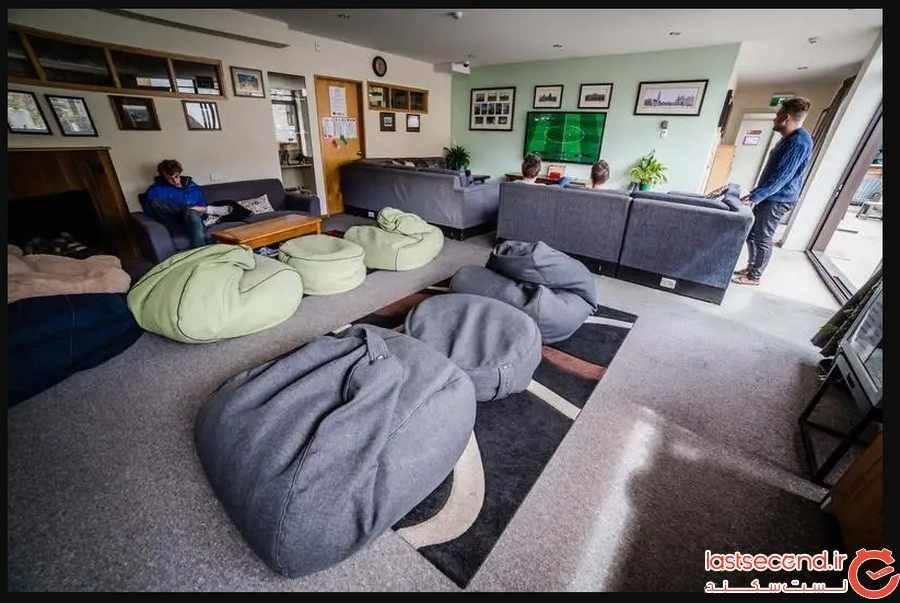 هاستل Adventure Queenstown، کوئنز تون (Queenstown)، نیوزلند