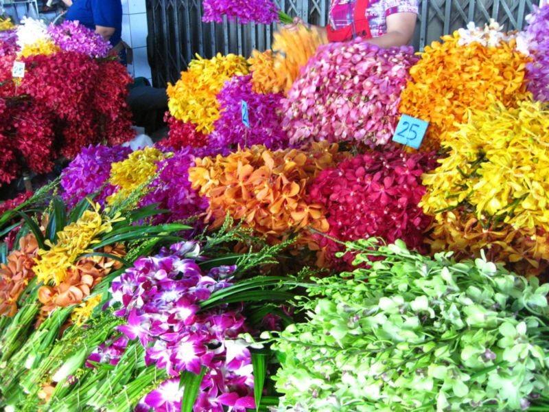 پاک خالونگ تالات (بازار گل)