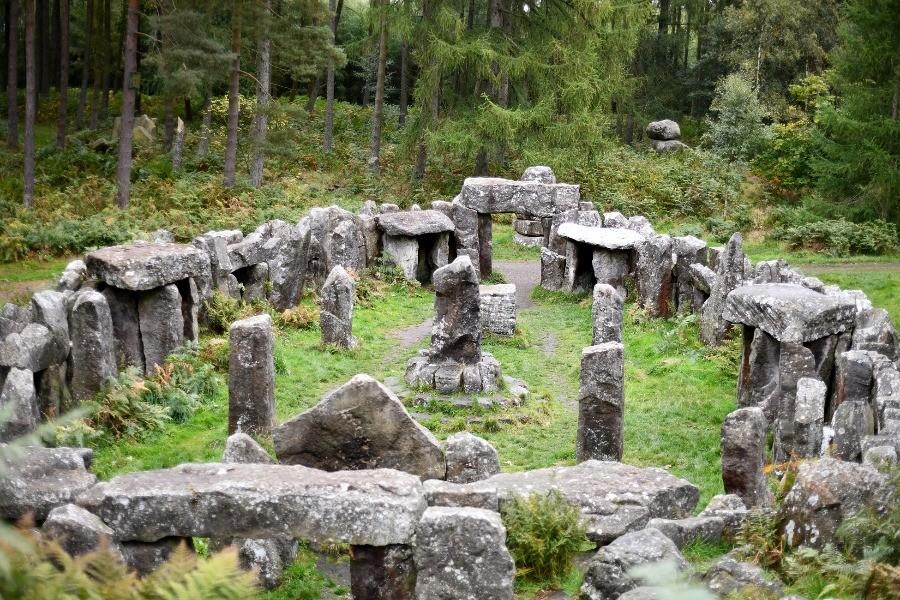 حلقه سنگی کشف شده در اسکاتلند جعلی بود!