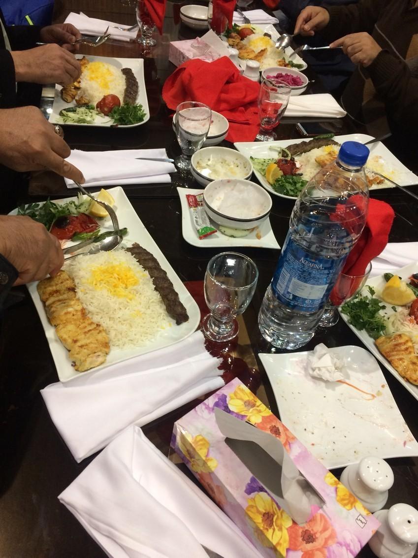 رستوران پیام مخابرات