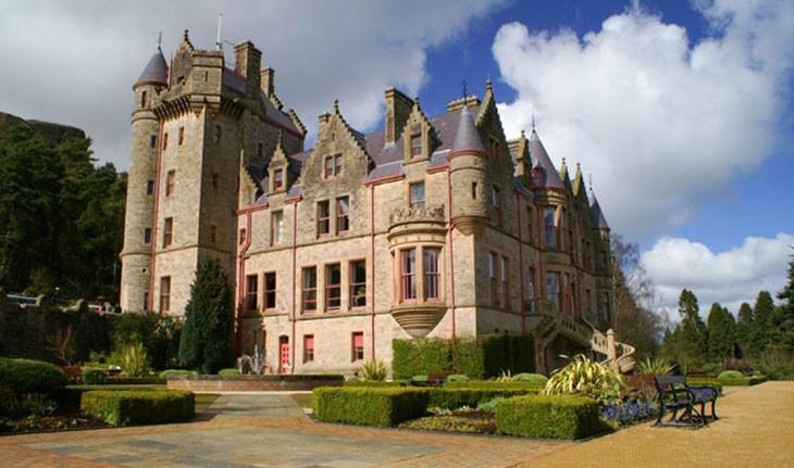 قلعه های تاریخی که میزبان مسافران هستند!