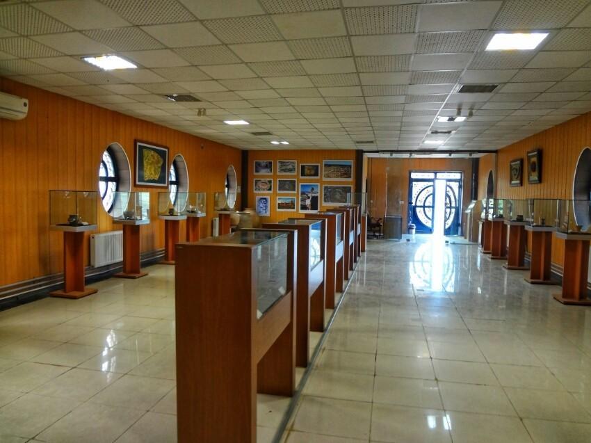 Hasanlu Museum
