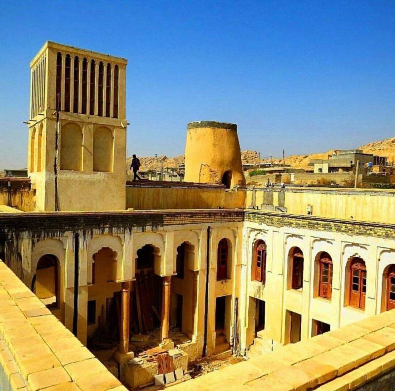 Historical Palace of Sheikh Nasouri