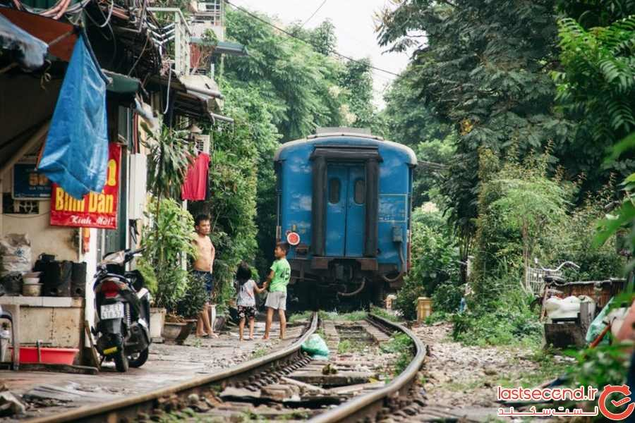 تجربهی وحشتناک در خیابانی در ویتنام