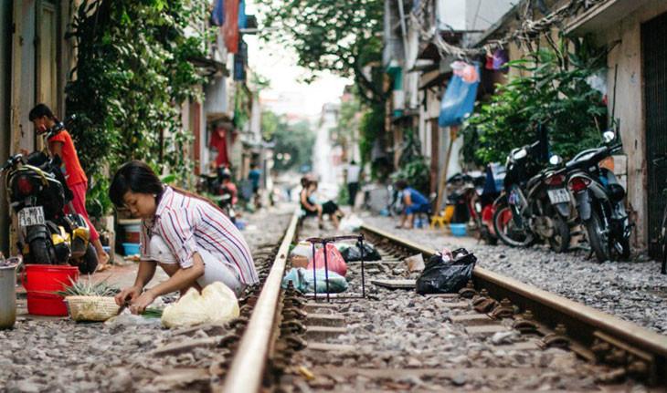 خیابانی در ویتنام که مسیر وحشت است