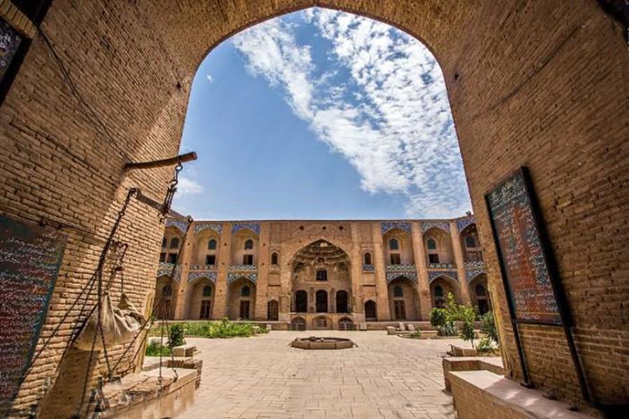 بازار کرمان، بزرگترین و طولانی ترین بازار ایران