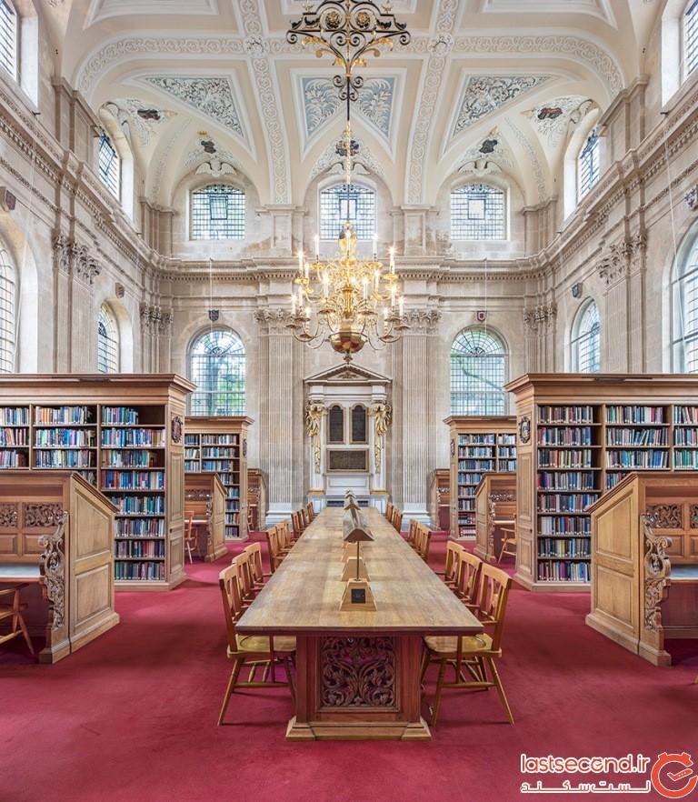 اتاق کوهِن، آکسفورد، انگلستان