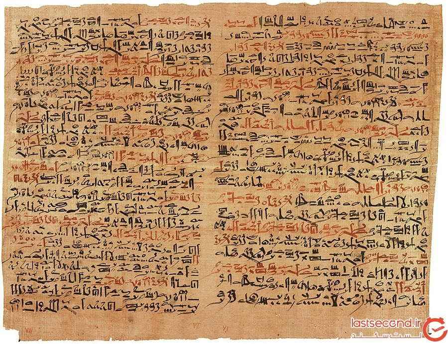 پاپیروس ادوین اسمیت: رسالهی جراحی 3600 ساله