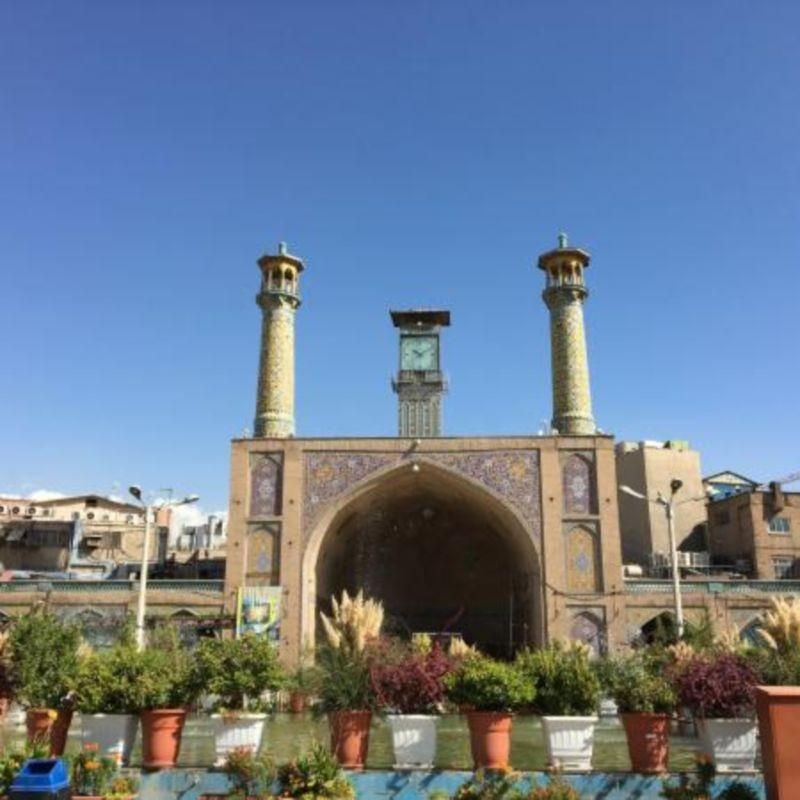 مسجد امام خمینی (تهران)