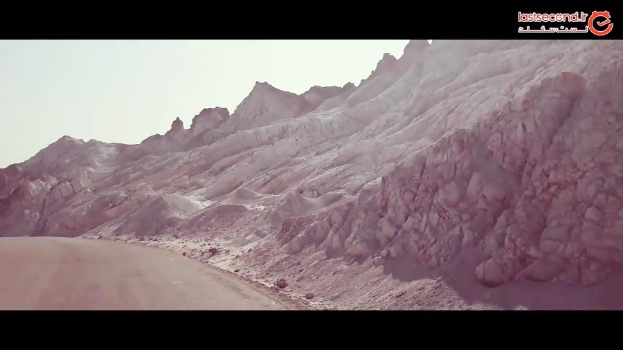 کوه سفید برفی هرمز