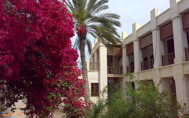 عمارت کازرونی، عمارت تاریخ ساز بوشهر
