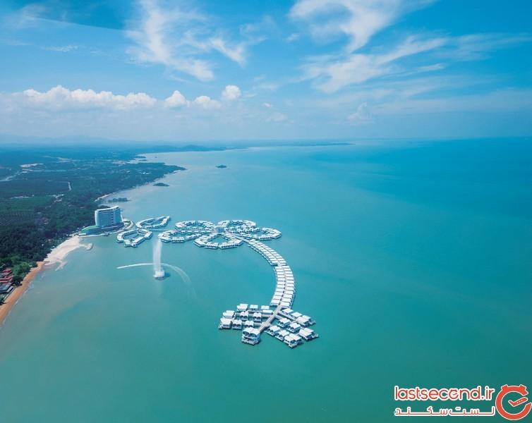 ساحل بکر پورت دیکسون مالزی