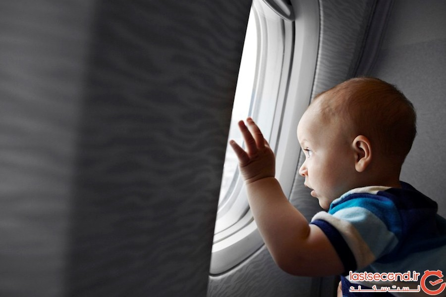 چگونه اولین پرواز فرزندتان را به تجربهای خاص تبدیل کنید