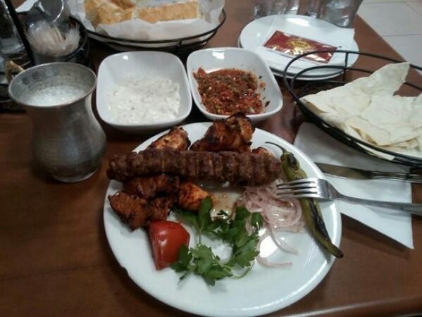 رستوران وان مولانا سمازین کباب 2