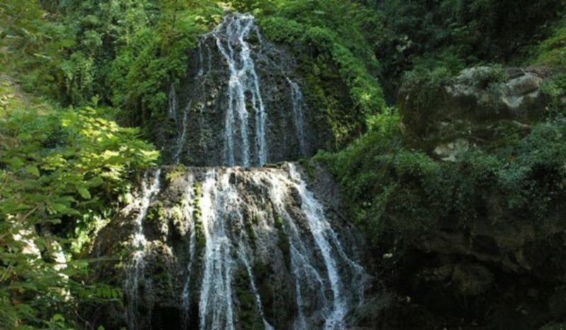 Lasho Waterfall