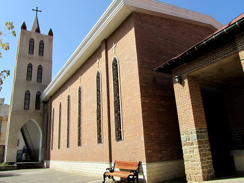 ننه مریم، کلیسای تاریخی ارومیه